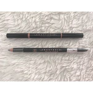 ABH Brow Wiz & Perfect Brow Pencil in Taupe